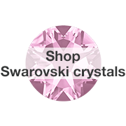 Shop Swarovski crystals.