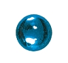 Glass Jewel #5046 Round Cabochon 7mm Aqua (432 Pieces)
