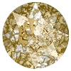 Swarovski 1088 Xirius Pointed Back Chaton PP32 Crystal Gold Patina (1,440 Pieces)