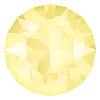 Swarovski 1088 Xirius Pointed Back Chaton PP32 Crystal Powder Yellow (1,440 Pieces)