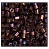 2 Cut Bead (2x) #2200 8/0 19115 Copper Iris Metallic (1/2 Kilo) (LOOSE) - CLEARANCE