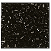 2 Cut Bead (2x) #2200 9/0 23980 Black Opaque (1/2 Kilo)