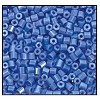 2 Cut Bead (2x) #2200 11/0 33020 Light Blue Opaque (1/2 Kilo)