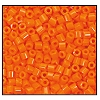 2 Cut Bead (2x) #2200 11/0 93140 Orange Opaque (1/2 Kilo)