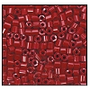 2 Cut Bead (2x) #2200 11/0 93210 Dark Red Opaque (1/2 Kilo)