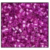 2 Cut Bead (2x) #2200 11/0 18228 Lilac Transparent Silver Lined (1/2 Kilo) - CLEARANCE