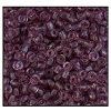 3 Cut Bead (3X) #2300 9/0 20010 Light Amethyst Transparent (1 Bunch) - CLEARANCE
