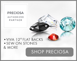 Shop Preciosa crystal