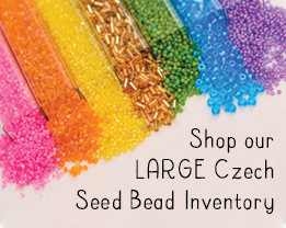 Shop Wholesale Czech Seed Beads