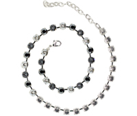 #7800 Necklace Setting for 1088 SS29 Stones