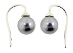 #7862 Earring Setting for Half-Drilled Pearls