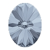 Swarovski 4122 Oval Rivoli Fancy Stone 14x10.5mm Crystal Blue Shade (108 Pieces)