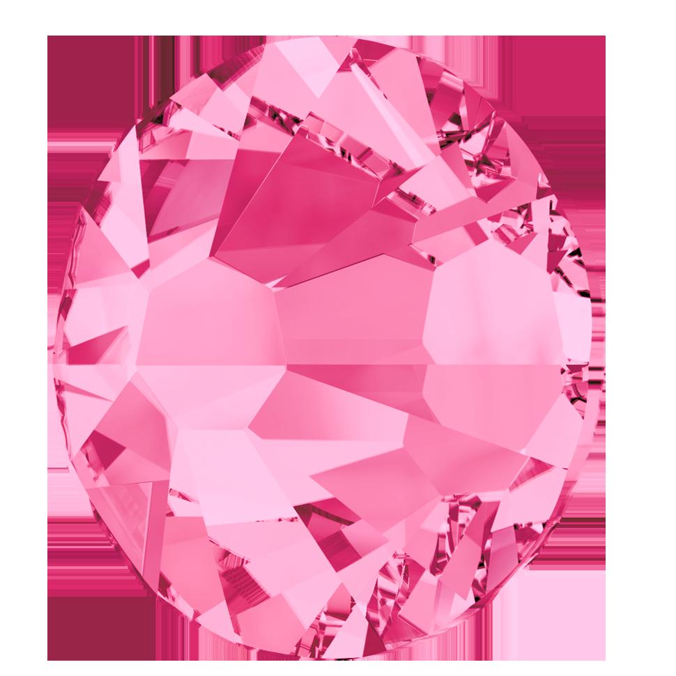 7914799b3b89a Swarovski Rhinestones 2058 Rose SS6 | HarMan
