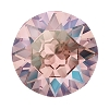 Swarovski 1088 Xirius Pointed Back Chaton SS39 Light Rose Shimmer