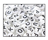 Shop Letter Beads