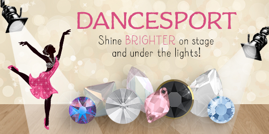 Crystallizing DanceSport and Performance Wear