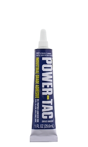 Power-Tac Glue 1oz Small Tube
