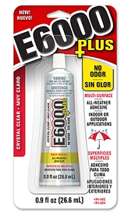 E6000 PLUS Glue 0.9 oz