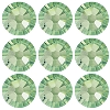 Swarovski 2028 Hot Fix Flatback Rhinestones SS12 Chrysolite (144 Pieces) - CLEARANCE