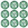 Swarovski 2028 Hot Fix Flatback Rhinestones SS34 Erinite (36 Pieces) - CLEARANCE