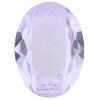 Vintage Swarovski 4120 Oval Fancy Stone 18x13mm Violet Unfoiled (48 Pieces) - CLEARANCE