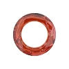 Swarovski 4139 Round Cosmic Ring Fancy Stone 20mm Crystal Red Magma (4 Pieces) - CLEARANCE