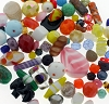 Vintage Glass Bead Explosion Assortment (6 oz Bag)