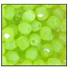 Round Fire Polished Bead #3150 4mm Green Opal (1,200 Pieces) - CLEARANCE
