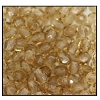 Round Fire Polished Bead #3150 4mm Light Smoke Topaz (1,200 Pieces) - CLEARANCE