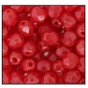 Round Fire Polished Bead #3150 4mm Red Opal (1,200 Pieces) - CLEARANCE