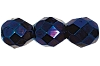 Round Fire Polished Bead #3150 3mm Blue Iris (1,200 Pieces) - CLEARANCE