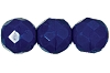Round Fire Polished Bead #3150 5mm Opaque Blue (1,200 Pieces) - CLEARANCE