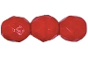 Round Fire Polished Bead #3150 5mm Opaque Red (1,200 Pieces) - CLEARANCE