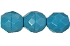 Round Fire Polished Bead #3150 5mm Turquoise (1,200 Pieces) - CLEARANCE