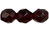 Round Fire Polished Bead #3150 4mm Garnet (LOOSE) (1,200 Pieces) - CLEARANCE