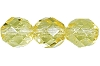 Round Fire Polished Bead #3150 5mm Jonquil (1,200 Pieces) - CLEARANCE