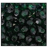 Round Fire Polished Bead #3154 4mm Emerald/Montana (1,200 Pieces) - CLEARANCE
