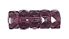 Fire Polished Rondelle Bead #3650 10mm Amethyst (600 Pieces)