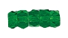 Fire Polished Rondelle Bead #3650 10mm Kelly Green (600 Pieces)