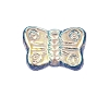 Butterfly Beads #4691 Light Sapphire AB 8mm (600 Pieces)