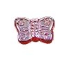 Butterfly Beads #4691 Light Siam AB 8mm (600 Pieces)