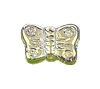 Butterfly Beads #4691 Peridot AB 8mm (600 Pieces)