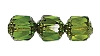 Cathedral Beads #7532 Peridot Shine 8mm (600 Pieces)