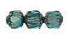 Cathedral Beads #7532 Teal Shine 8mm (600 Pieces)