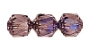Cathedral Beads #7532 Violet Shine 8mm (600 Pieces)