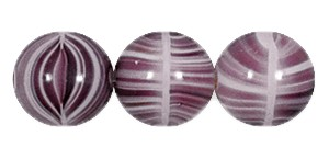 Druk Smooth Round Beads #4150 3mm Amethyst Quartz (1,200 Pieces) (LOOSE) - CLEARANCE