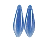 Dagger Pendants #4703 Blue Opal 5x16mm (1,200 Pieces)