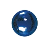 Glass Jewel #5046 Round Cabochon 7mm Sapphire (432 Pieces)