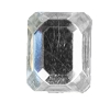 Glass Jewel #5107 Rectangle 10x8mm Crystal (288 Pieces)