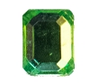 Glass Jewel #5107 Rectangle 10x8mm Peridot (288 Pieces)
